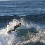 surfanje na valovih lanzarote