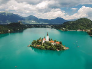 Lake Bled Slovenia, Day Trip
