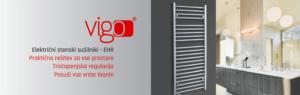 Električni stenski grelnik - VIGO EHR